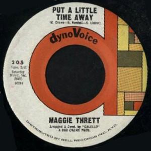 Put A Little Time Away - Maggie Thrett