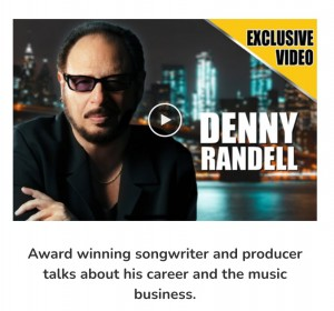 Denny Randell Cinemills TV interview Part 1